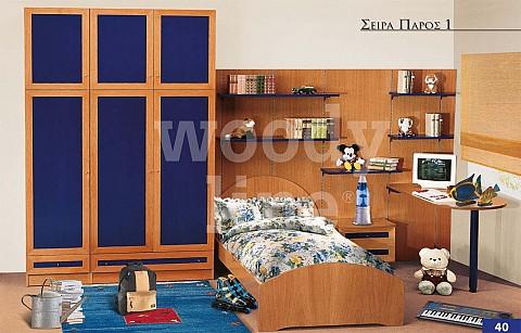 ΠΑΙΔΙΚΑ ΕΠΙΠΛΑ - ΝΕΑΝΙΚΑ ΕΠΙΠΛΑ - Παιδικά δωμάτια από ξύλο μασίφ - MDF  καπλαμά- Παιδικό δωμάτιο ΦΑΛΤΣΟ 5 Ξύλο Ανεγκρέ Χρώμα Ανεγκρέ - Λάκα Νο. 8  ... d69d822667c