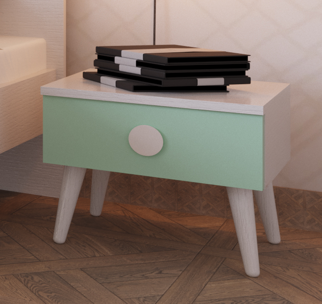 Kids nightstand (SHELL 1)