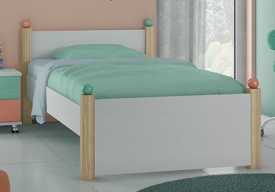 3bf5d435fc7 ΠΑΙΔΙΚΑ ΕΠΙΠΛΑ - ΝΕΑΝΙΚΑ ΕΠΙΠΛΑ - Παιδικά κρεβάτια από ξύλο μασίφ δεσποτάκι  μέλιο - MDF καπλαμά
