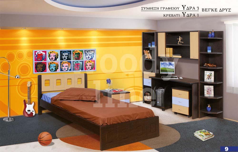 ΠΑΙΔΙΚΑ ΕΠΙΠΛΑ - ΝΕΑΝΙΚΑ ΕΠΙΠΛΑ - Παιδικά δωμάτια από ξύλο μασίφ - MDF  καπλαμά- Παιδικό δωμάτιο ΦΑΛΤΣΟ 4 Ξύλο Ανεγκρέ Χρώμα Ανεγκρέ - Λάκα Νο. 2  ... 3d8464747df