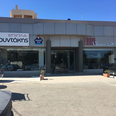 NEW SHOP-IN-SHOP STORE IN CHANIA!!!